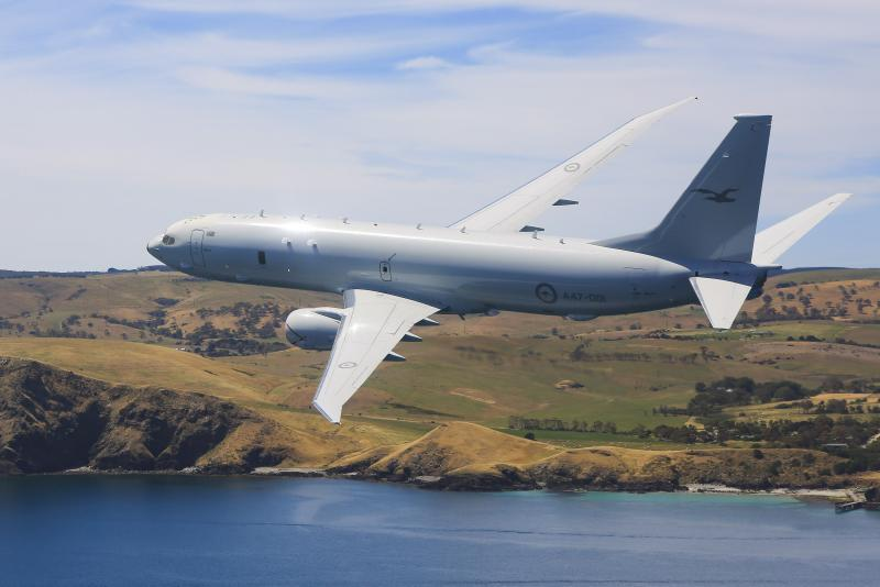 RAAF Poseidon [Commonwealth of Australia, Department of Defence, CPL Craig Barrett] #1